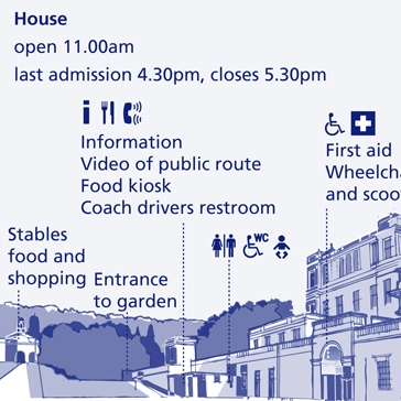 The carpark leaflet