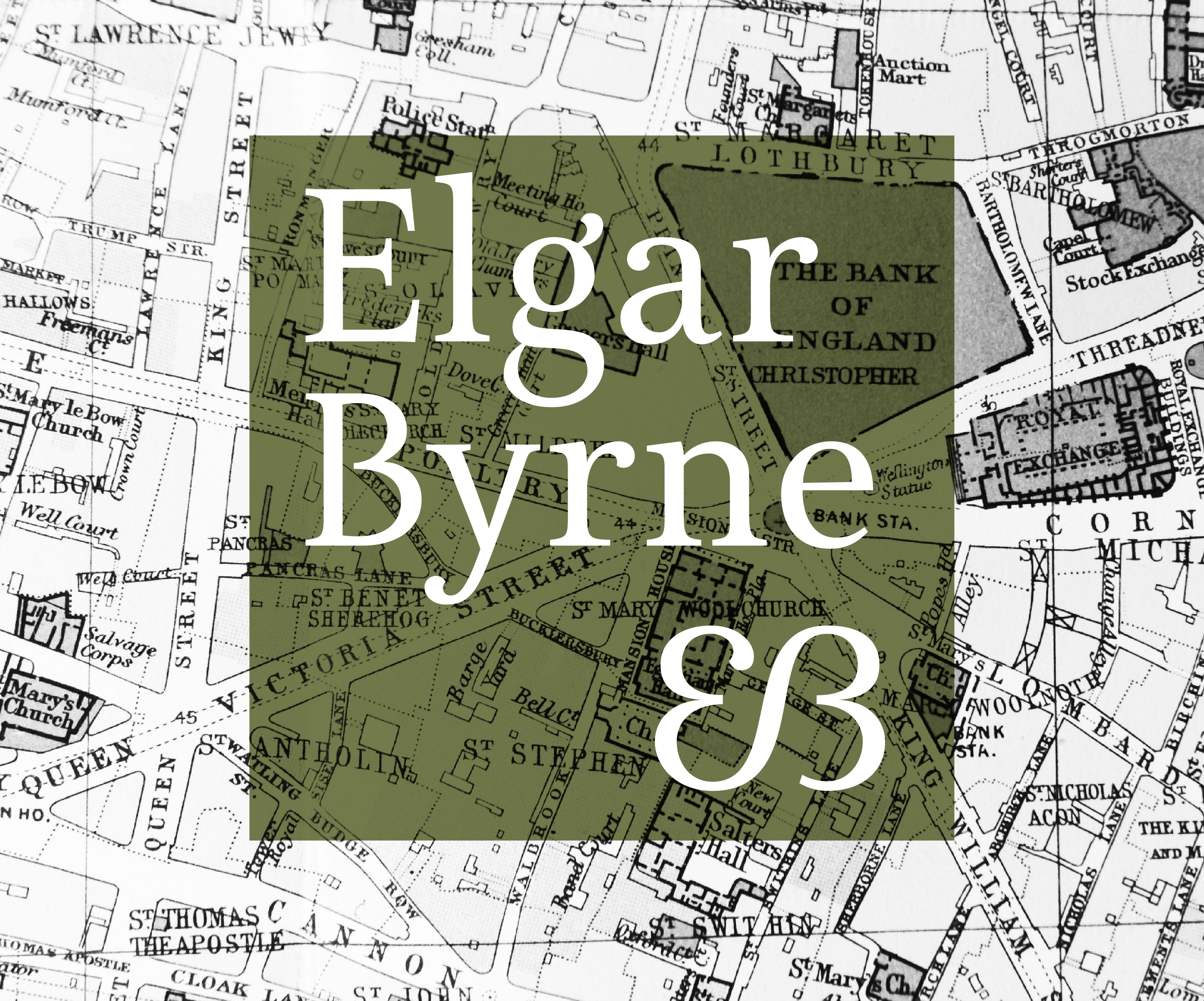Identity for Elgar Byrne