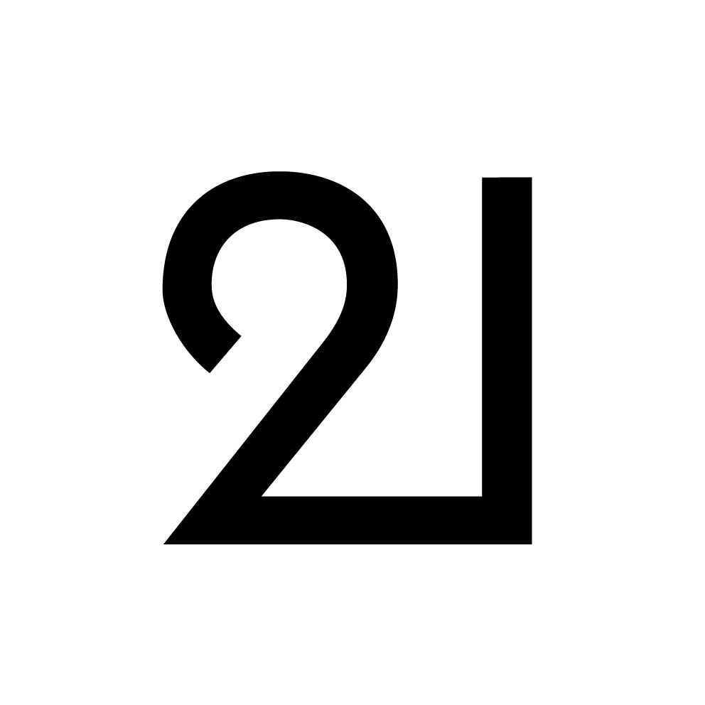 Ident for 21 publishing